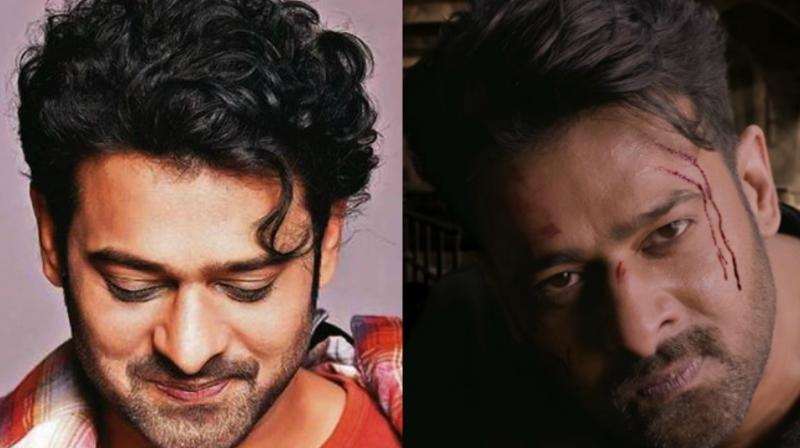 Prabhas New Videos Prabhas Images: Prabhas New Look Is Not For His Upcoming Film Saaho